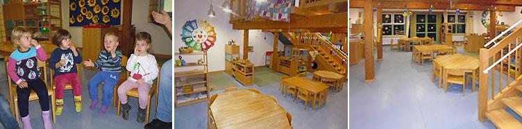 Kindergarten Königsberg i.Bay. Unter der Burg