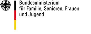 gefördert vom Bundesministerium für Familien, Senioren, Frauen und Jugend